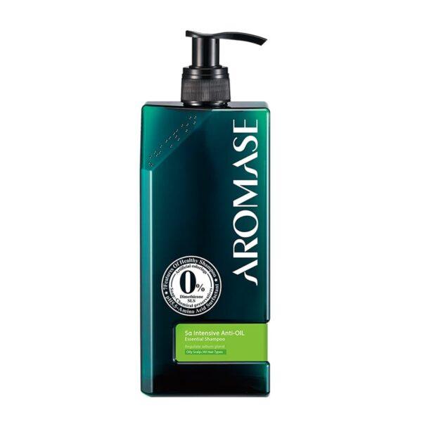 5α Intensive Anti-oil Essential Shampoo 400ml Aromase uk opti