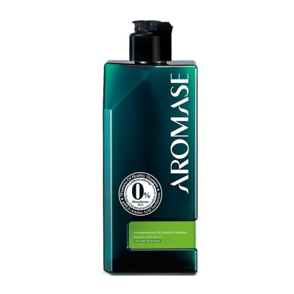 5α Intensive Anti-oil Essential Shampoo 90ml Aromase UK opti