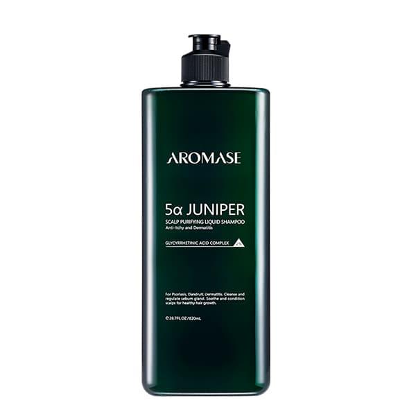 5α Juniper Scalp Purifying Liquid Shampoo 820ml 600px opti
