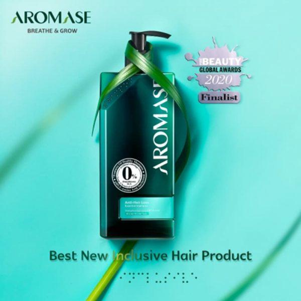 Anti-Hair Loss Essential Shampoo 400 ml Aromase 6