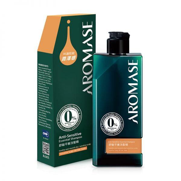 Anti-Sensitive Essential Shampoo 90 ml Aromase