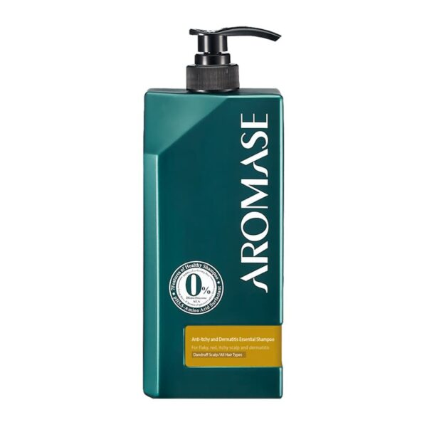 Anti-itchy and Dermatitis Essential Shampoo 1000ml Aromase Uk opti