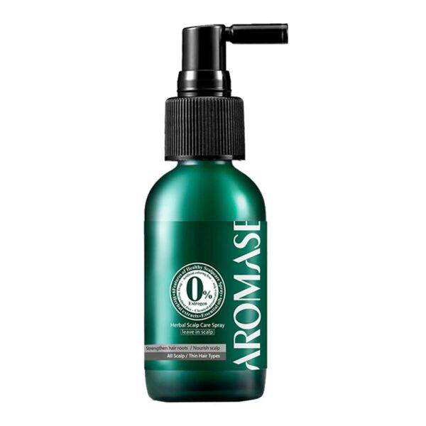 Herbal Scalp Care Spray 40ml Aromase uk opti